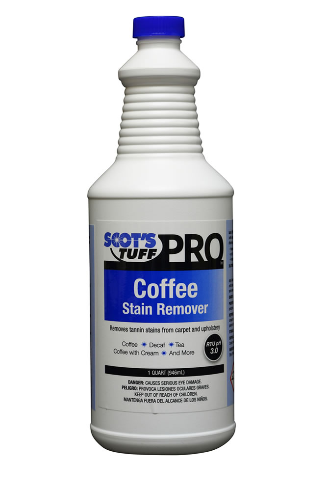Coffee Stain Remover (12 - 32oz. bottles)