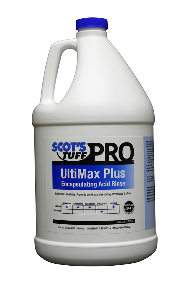 UltiMax Plus Encapsulating Acid Rinse